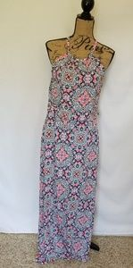 Cynthia Rowley Maxi Dress, Like-New, Size Large